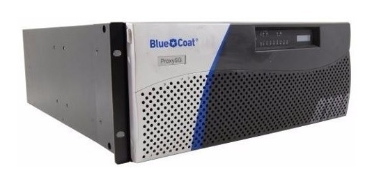 Bluecoat Proxysg 8100 Series-sg8100-security Appliance-blue