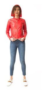 Campera Speed Roja Las Pepas