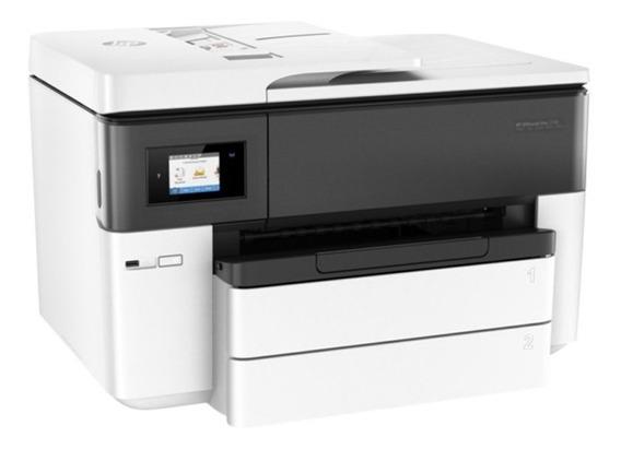 Multifuncional Hp Officejet Color 18 Ppm Wi-fi A3-7740 7740