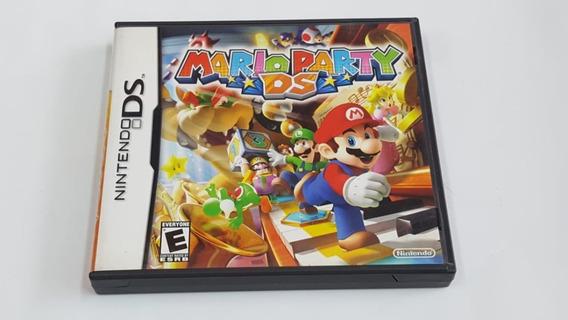 Mario Party - Nintendo Ds - Original
