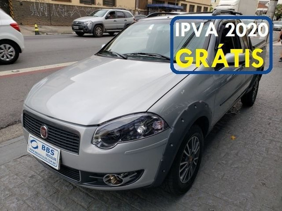 Fiat Strada Trekking Cabine Estendida 1.4 Mpi 8v Fl..hlo6877