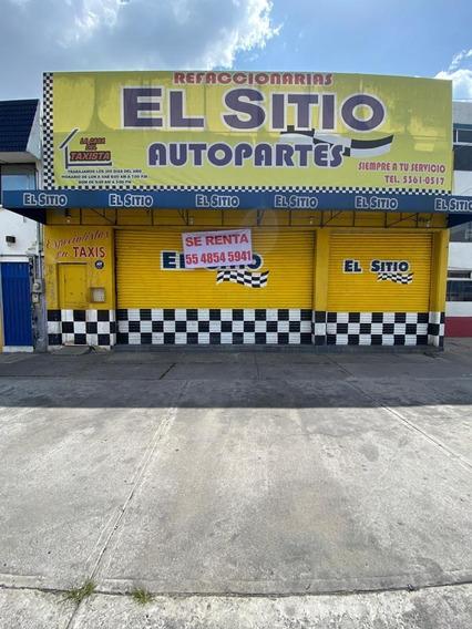 Local Comercial Con Excelente Ubicación, Uso De Suelo Amplio