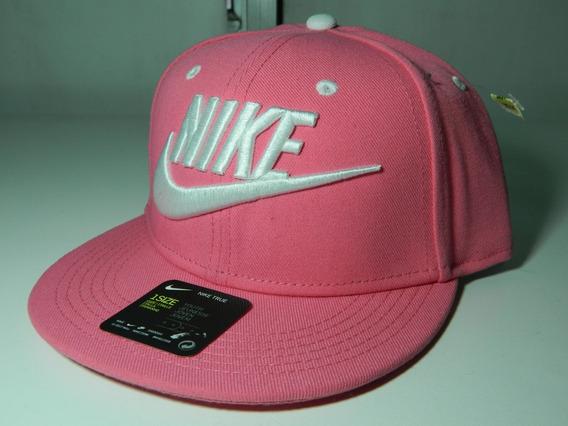 Nike Gorra Rosa Original Plana
