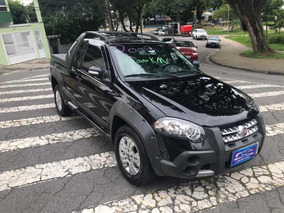 Fiat Strada 1.8 Adventure Locker Ce Flex 2p 2009 40.000km