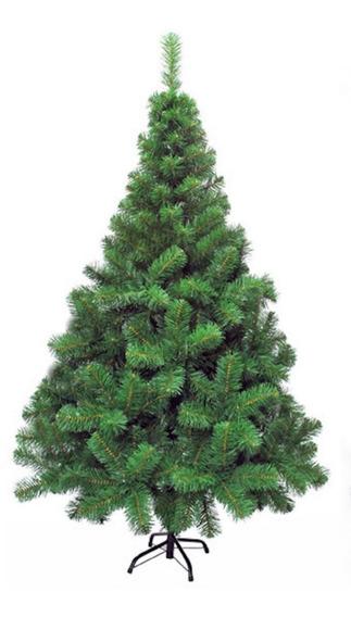 Árbol De Navidad Canadian Extra Lujo 1,20 M/p.metal - Sheshu