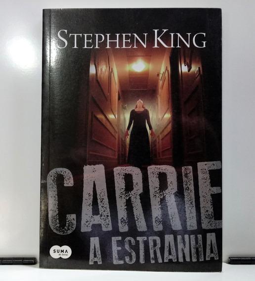 Carrie A Estranha - Stephen King (livro)
