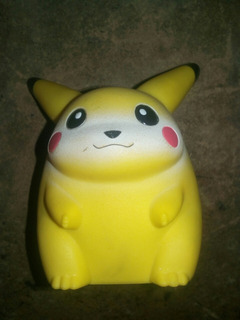 Pikachu Tomy Nintendo 1997.