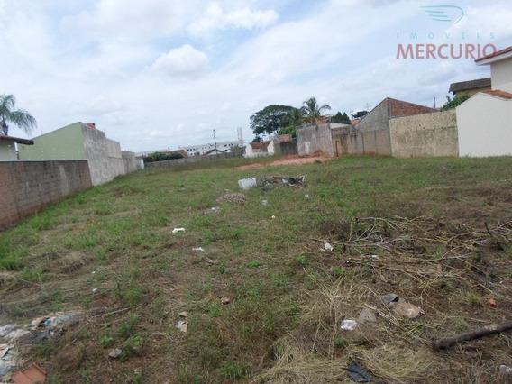 Terreno Residencial À Venda, Jardim Terra Branca, Bauru. - Te0321