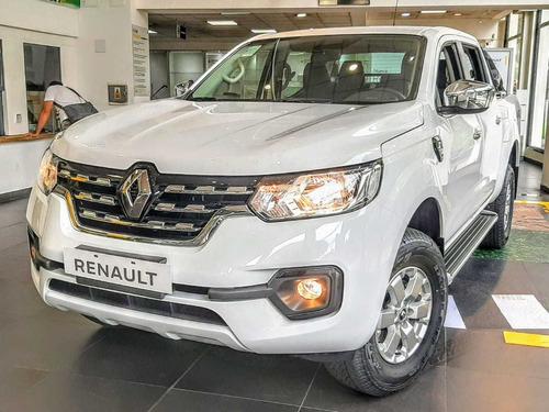 Renault Alaskan 2.3 Bit 16v Intens Mt 4x2 Tasa 0% (rich)