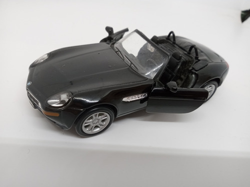 Imagen 1 de 5 de Bmw Z8 - Bmw A Escala - Auto Coleccionable - Welly