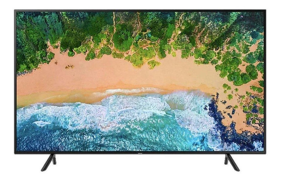 "Smart TV Samsung 4K 55"" UN55NU7100GXZD"