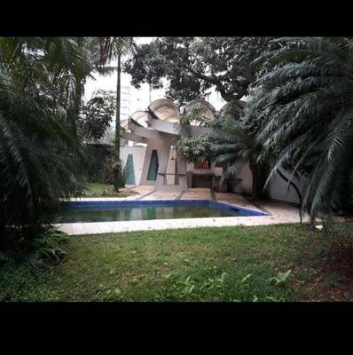 Casa Com 4 Dormitórios Para Alugar, 888 M² Por R$ 19.000/mês - Ca0182