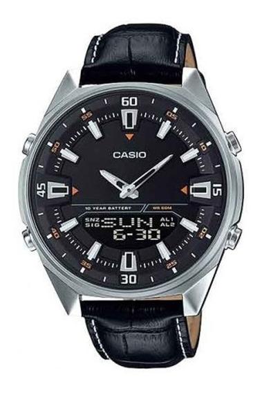 Relógio Casio Masculino Standard Amw-830l-1avdf
