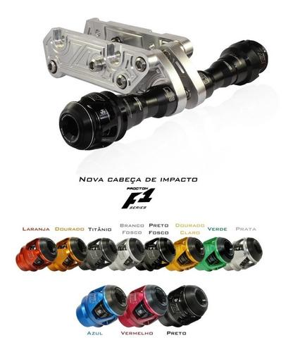 Slider Procton Racing Modelo F1 Yamaha Xj6 N 2010 A 2012