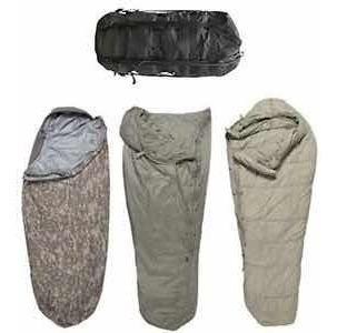 Slepping Bag , Militar Usaf Digital Gris .