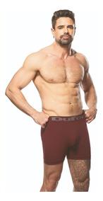 Boxer Hombre Dufour Algodon Pack X6 + 12 Medias Invisibles