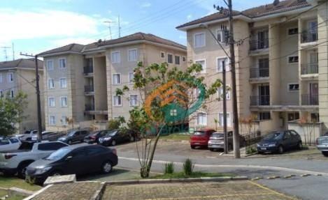 Apartamento Garden Com 2 Dormitórios À Venda, 55 M² Por R$ 255.000,00 - Jardim Angélica - Guarulhos/sp - Gd0037