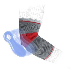 Codera Ortopédica Elástica Y Gel Para Atletas Terapéutica K6