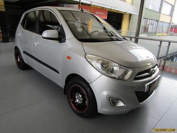 Hyundai I10 A.a Mt 1.000cc