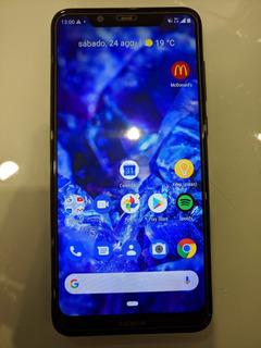 Nokia 5.1 Plus 32gb 3gb Pantalla Hd+ Cam 13mp Libre Doblesim