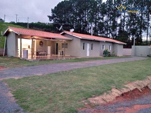 Imagem 1 de 22 de Sítio Com 3 Dormitórios À Venda, 18000 M² Por R$ 800.000,00 - San Marino - Piracaia/sp - Si0314