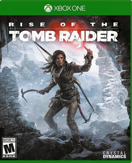 Rise Of The Tomb Raider En Xbox One. Nuevo Y Sellado.