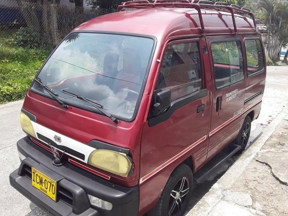 Changhe Van 2007