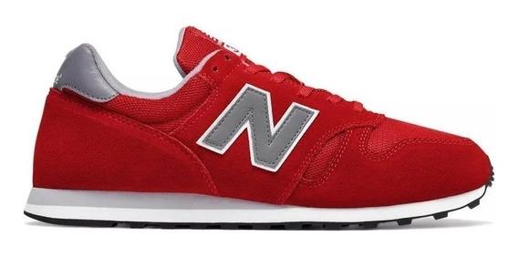 new balance 373 hombre rojas