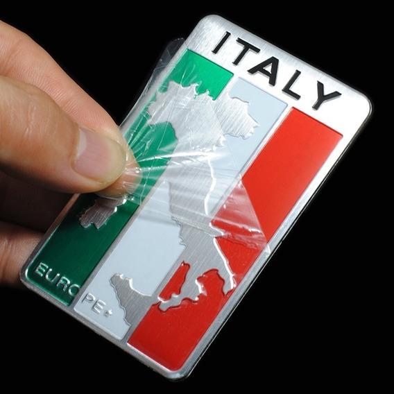 Adesivos Italia Fiat