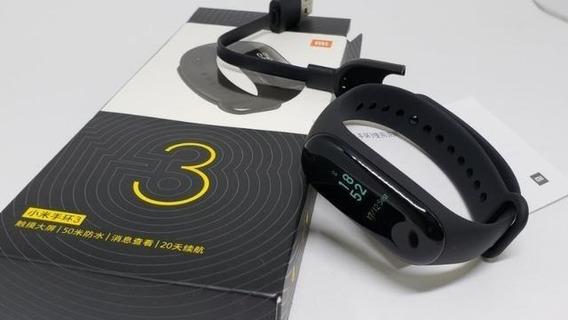 Smartband Mi Band Xiaomi 03 Original + 10 Pulseiras Promoção