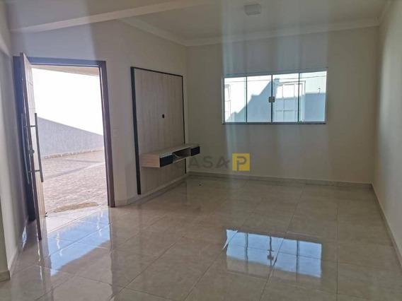 Casa Com 3 Dormitórios À Venda, 120 M² Por R$ 650.000 - Jardim Cândido Bertini - Santa Bárbara D
