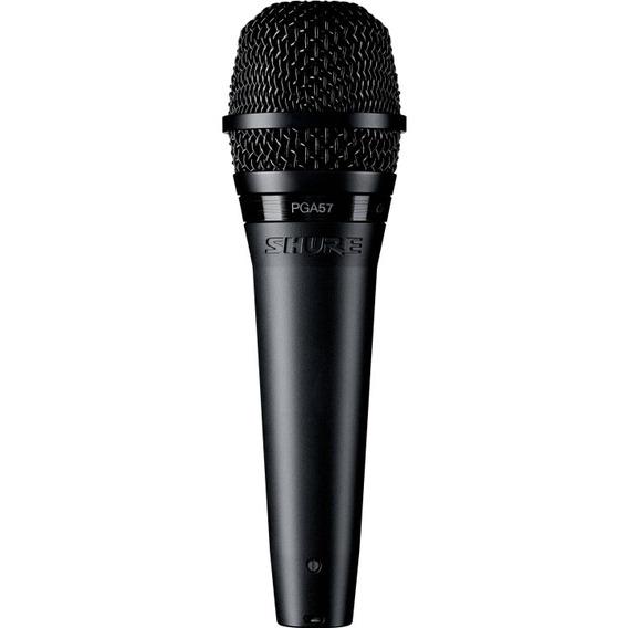 Microfono Dinamico Cardiode Para Instrumentos Shure Pga57-lc