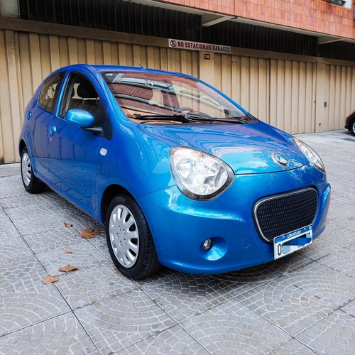 Geely Lc 1.0 Airbags Y Abs