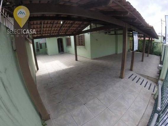 Casa À Venda, 250 M² Por R$ 750.000,00 - Laranjeiras - Serra/es - Ca0013