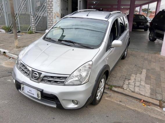 Nissan Livina X-gear 1.8 At. 2014