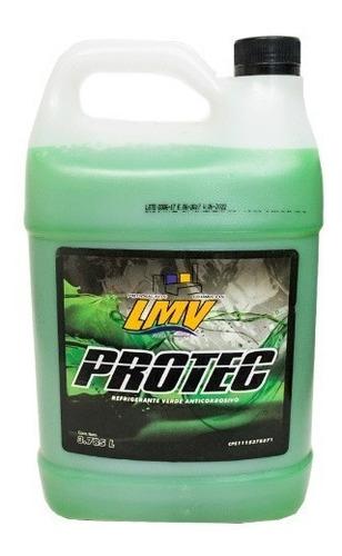 Refrigerante Verde-rojo/protec Lmv 3.785l ( 4 Unidades)