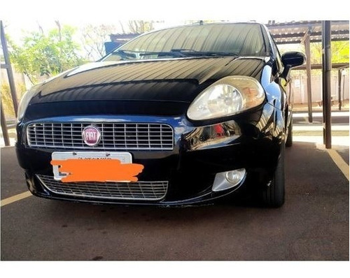 Fiat Punto Elx 1.4 + Bancos De Couro
