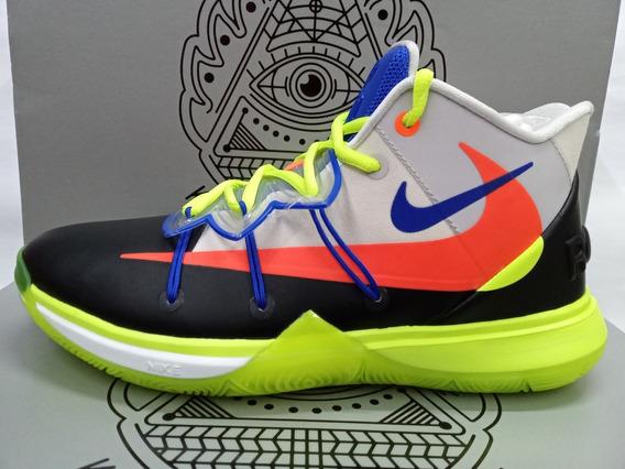 Tenis De Basquetbol Nike Kyrie 5 X Rokit All Star Originales