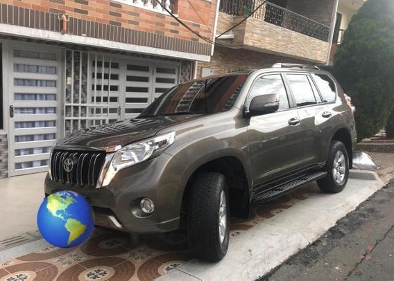 Toyota Prado Txl Diesel 2016 Motor 3.0