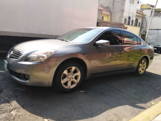 Nissan Altima 2.5 Sl High At Piel Qc Cvt 2007