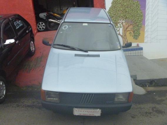 Fiat Uni Mille 1.0 1993 Azul