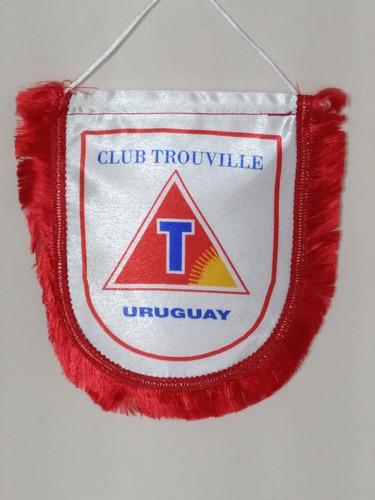 Banderín Del Club Troville Uruguay Basquetbal,  Fabricamos