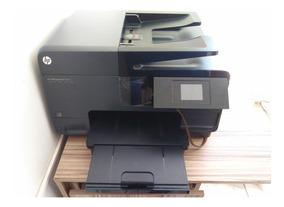 Impressora Hp 8610 Com Bulk + 06 Meses De Garantia
