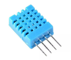 Dht11 Sensor De Temperatura E Umidade