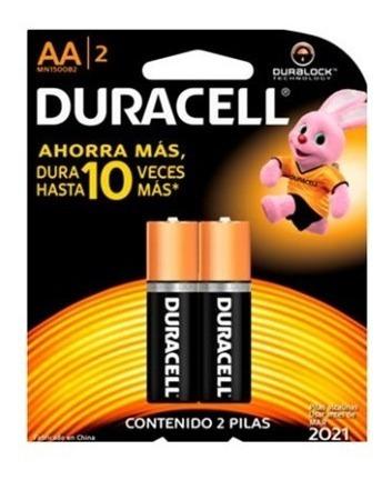 Pilas Duracell Aa 2 Und