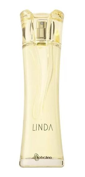 Linda Des. Colônia, 100ml - O Boticario