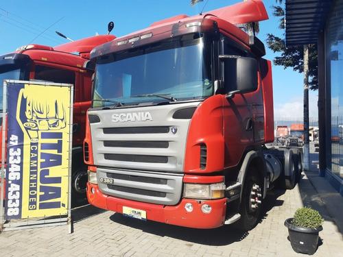 Imagem 1 de 8 de Scania G420 2011 6x2