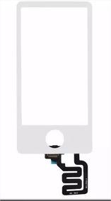 Tela Touch Vidro Apple iPod Nano 7 Branco Envio Imediato!