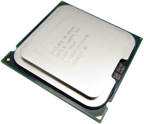 Imagem 1 de 1 de Processador Intel Core 2 Duo E4600 Sla94 2.4ghz