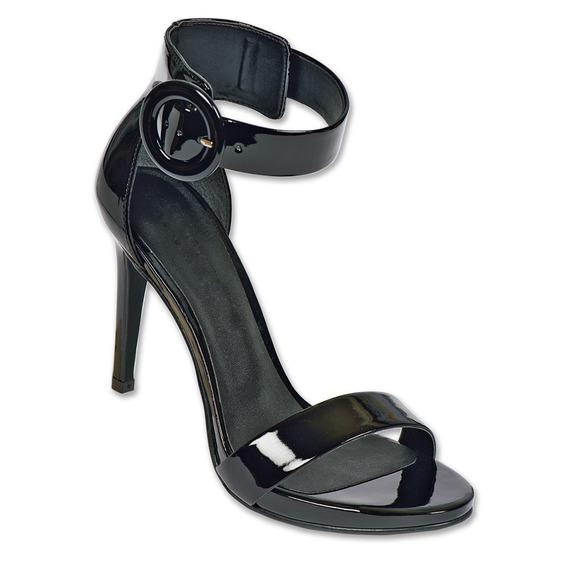Zapatos De Charol Color Negro Para Dama Del 23 Al 27. 105d13